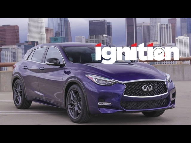 2017 Infiniti QX30S: Is Beauty More Than Skin Deep? -Ignition Ep. 165