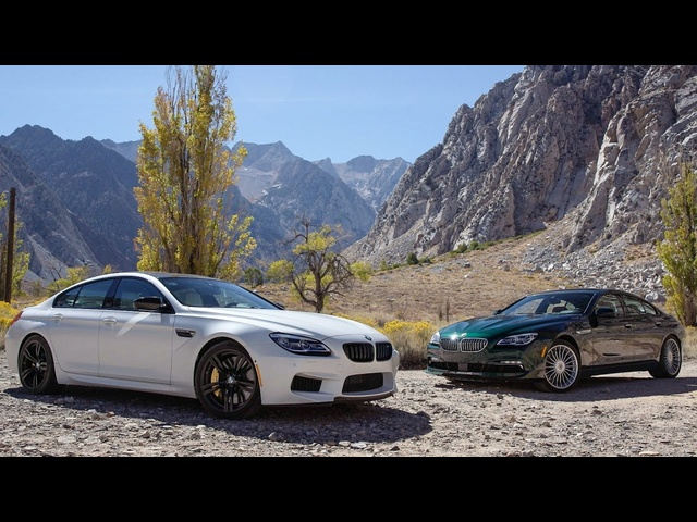 Alpina B6 vs. <em>BMW</em> M6 - Which Is the Better Gran Coupe? - Head 2 Head Ep. 83