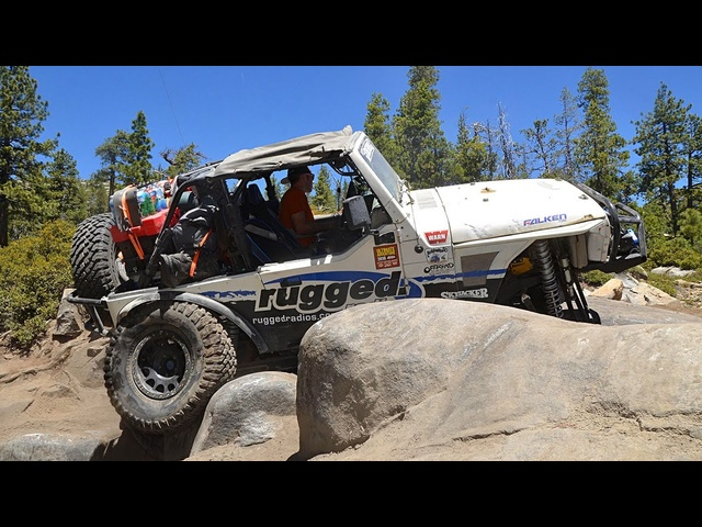Placerville, CA to the Rubicon Trail and Coffee from aHelicopter -Ultimate Adventure 2016