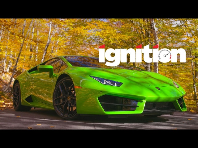 2016 Lamborghini Huracán LP 580-2: Why the Rear-Drive Lambo Is the Better Lambo! - Ignition Ep. 166