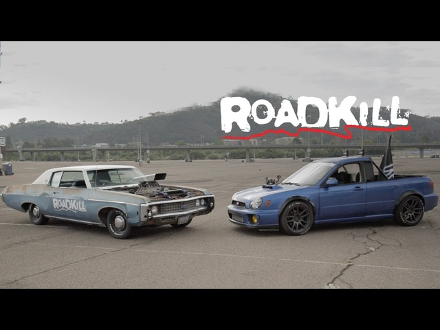 Roadkill vs. Mighty Car Mods! - Roadkill Ep. 60