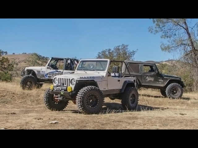 Diesel <em>Jeep</em>s vs. Gas <em>Jeep</em>s: From Underwater to in-the-Dirt - Dirt Every Day Ep. 58