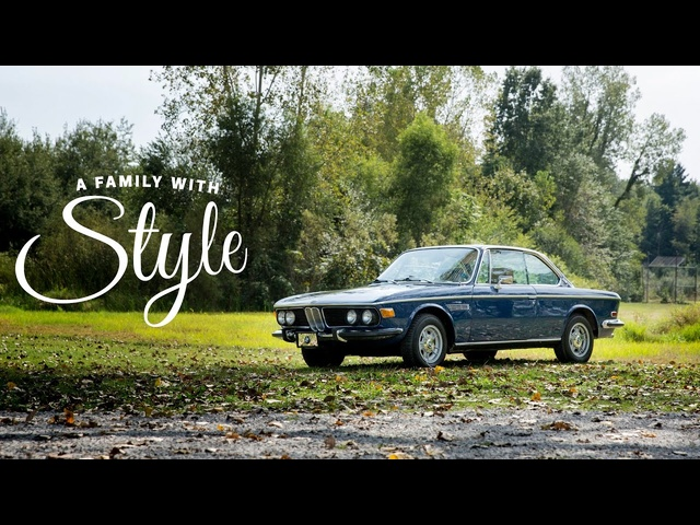 This 1972 <em>BMW</em> 3.0 CS Coupe Is A Stylish Member Of The Family