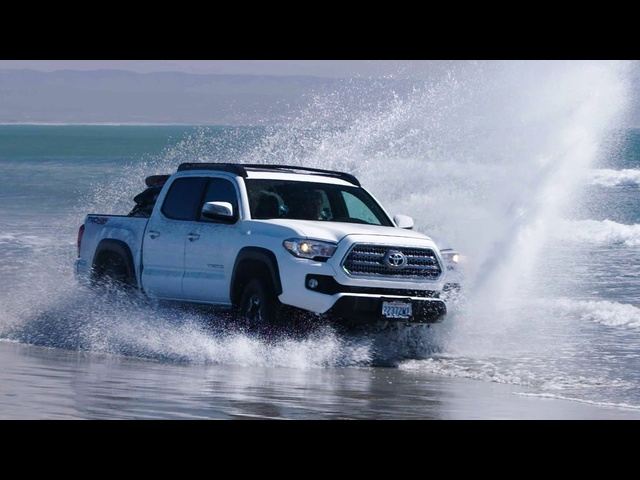 Baja Surf and Turf Adventure in the New <em>Toyota</em> Tacoma! - Dirt Every Day Ep. 59