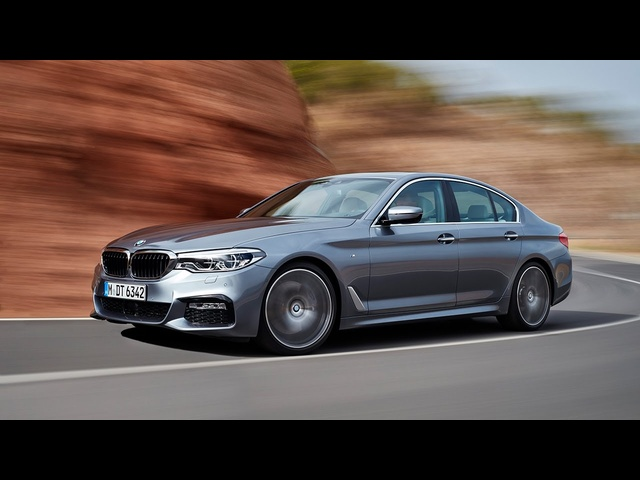 5 ALIVE! All-New G30 <em>BMW</em> 5 Series Revealed