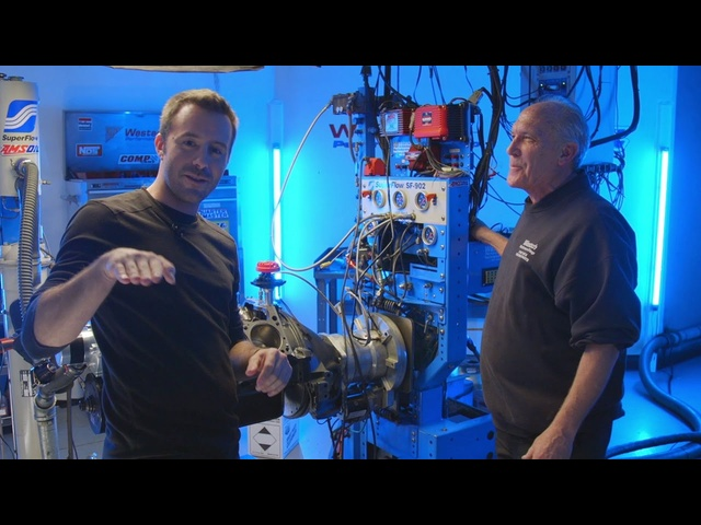 A Tour of the Engine Masters Dyno with Steve Brule – Daily Fix
