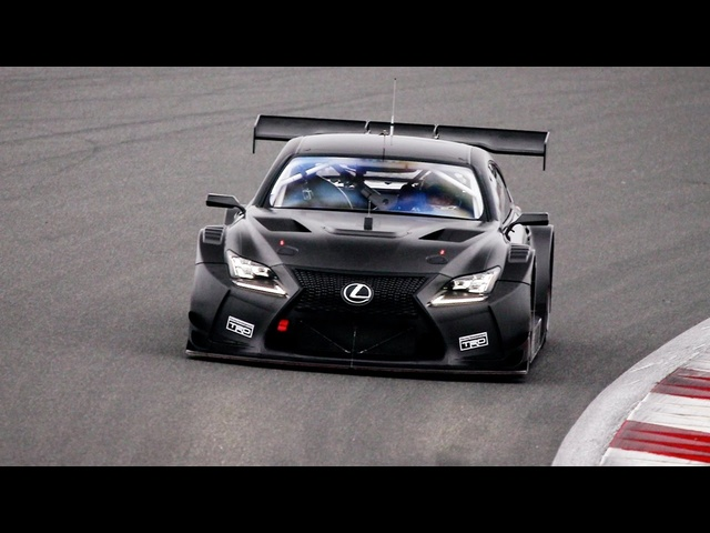 The Road to Daytona: The Birth of the Lexus RC F GT3 - Episo<em>de</em> 2