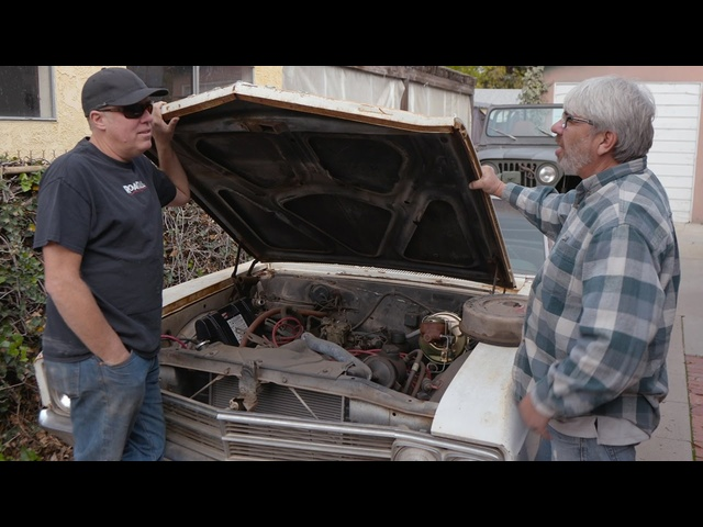Update on the Barn-Find Buick! - Roadkill Extra