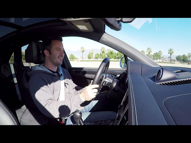 Handling Testing the <em>Porsche</em> Macan GTS On Motor Trend's Figure Eight – Daily Fix