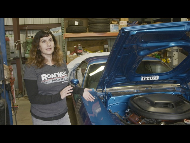 Inherited 1971 Plymouth 'Cuda! - Roadkill Extra