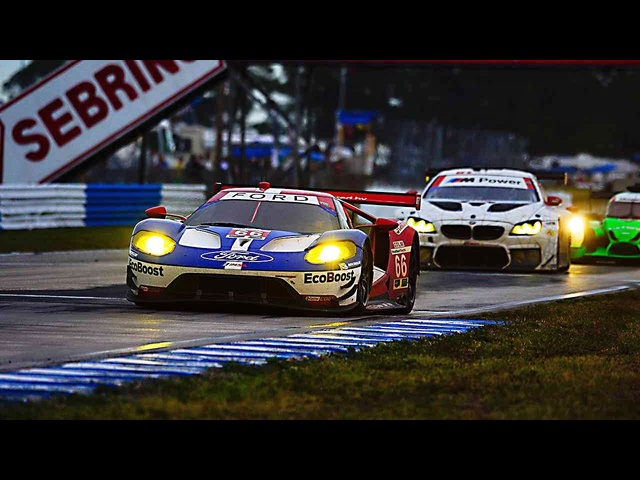 Countdown to the 12 Hours of Sebring! - Motor Trend Presents