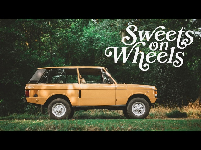 1981 Two Door Range <em>Rover</em> - Sweets On Wheels