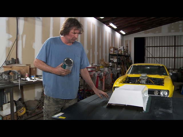 Fiberglassing with Dulcich - Roadkill Extra