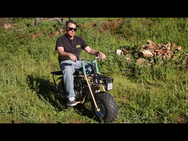 Dave's Mini Bike - Dirt Every Day Extra