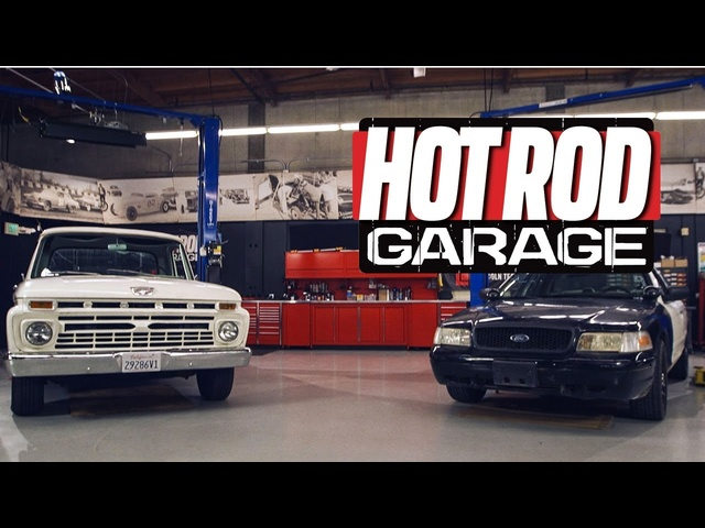 <em>Ford</em> Truck / Cop Car Body Swap! - Hot Rod Garage Ep. 49