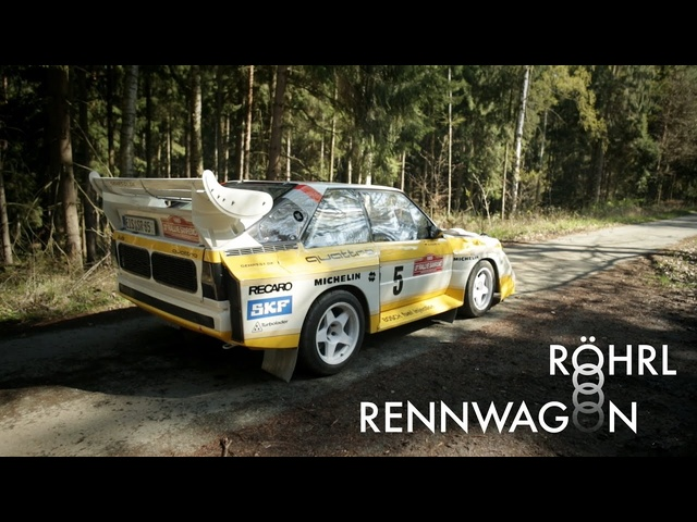 This <em>Audi</em> Sport Quattro S1 E2 Replica Is Keeping Historic Group B Rallying In Motion