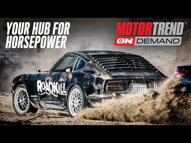 Watch Car Shows in the UK and Europe with Motor Trend OnDemand