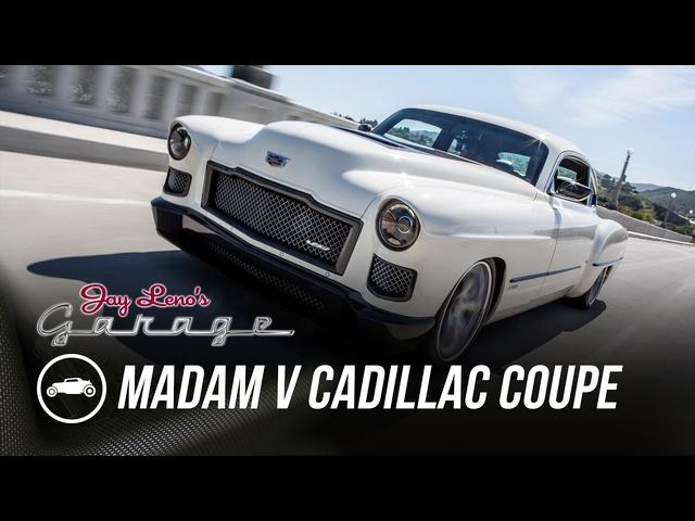 Ringbrothers' 1948 Madam V Cadillac Coupe -Jay Leno's Garage