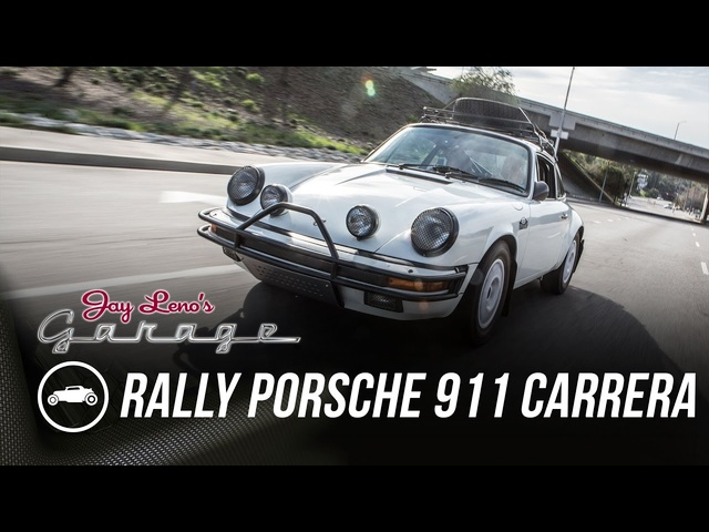 1985 Rally <em>Porsche</em> 911 Carrera - Jay Leno's Garage