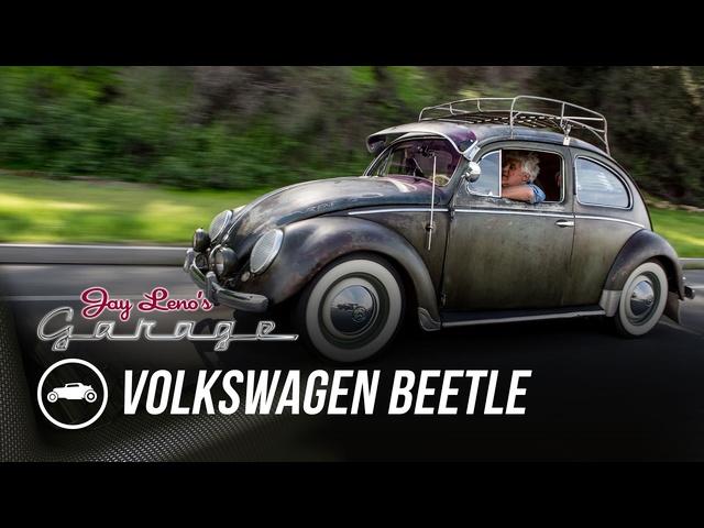 1955 <em>Volkswagen</em> Beetle -Jay Leno's Garage