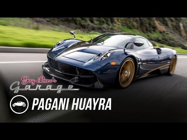2014 Pagani Huayra -Jay Leno's Garage