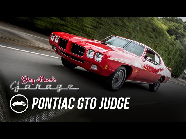 1970 <em>Pontiac</em> GTO Judge - Jay Leno's Garage