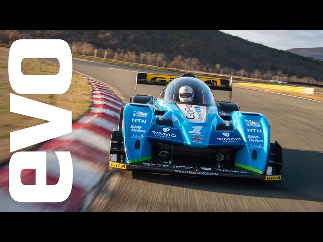 Tajima Rimac eRunner review | evo REVIEW