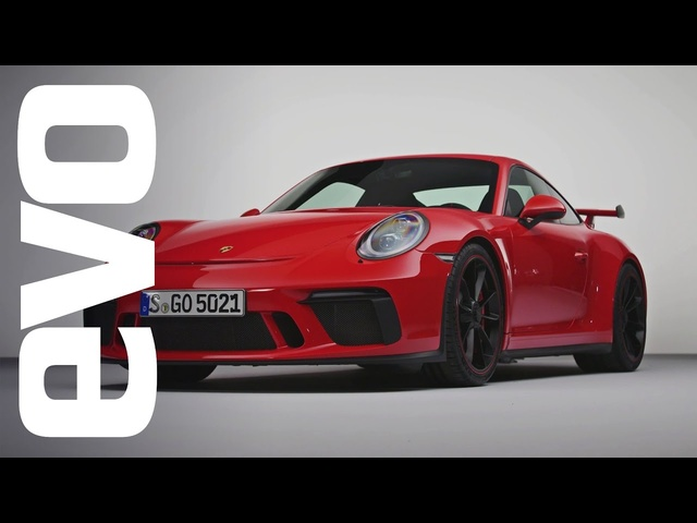 New <em>Porsche</em> 911 GT3 exclusive. Welcome back manual GT3