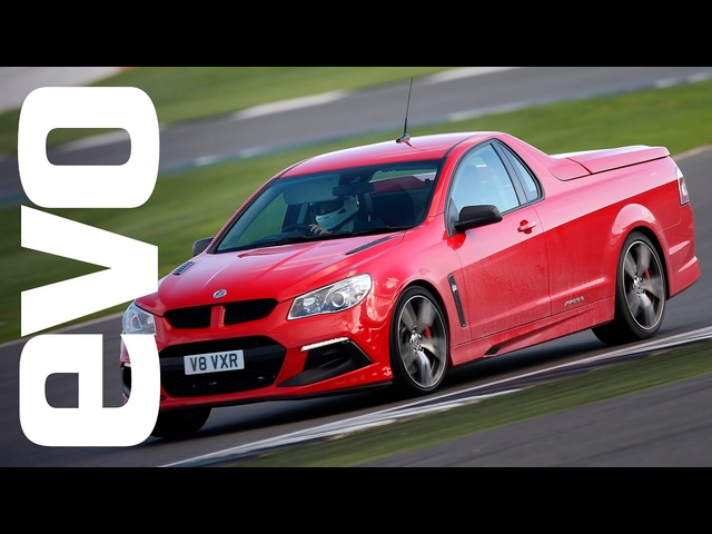 <em>Vauxhall</em> Maloo VXR8 LSA review | evo REVIEW