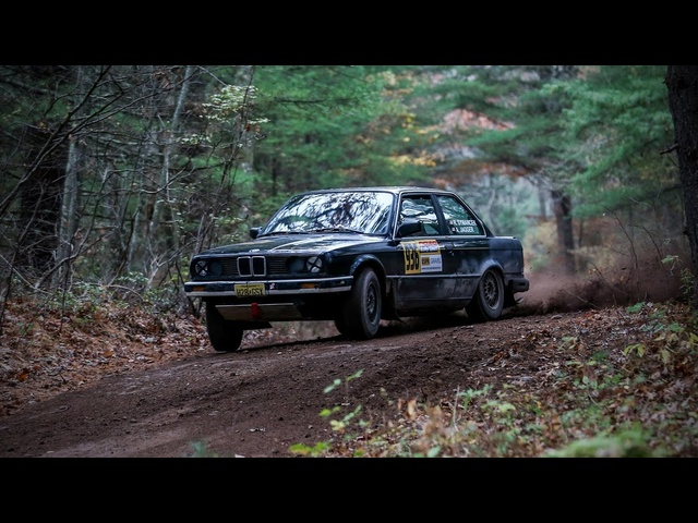 Budget <em>BMW</em> E30, Sideways, In the Woods [Episode 3] -- /BORN A CAR
