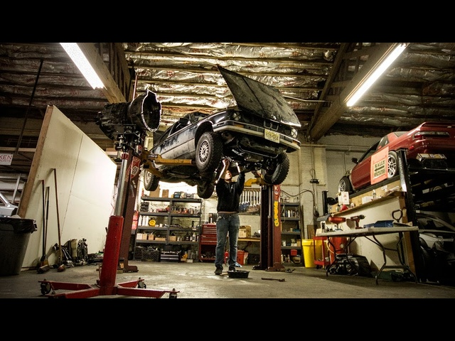 Ryan Turns a <em>BMW</em> 325is Into a Cheap Rally Car [Episode 2] -- /BORN A CAR