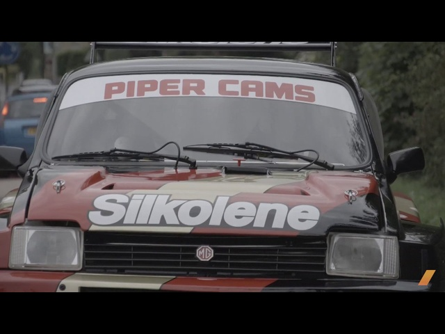 The Smelly, Noisy, Mind-Blowing MG Metro 6R4 -- /DRIVEN