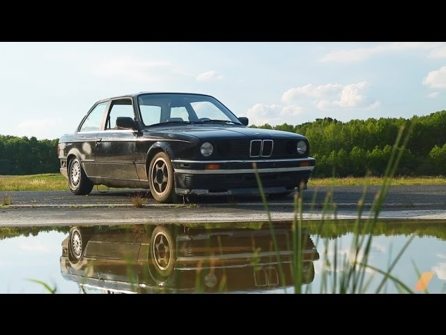 The $2000 E30 BMW That Can Do Everything (or Die Trying) -- AFTER/DRIVE
