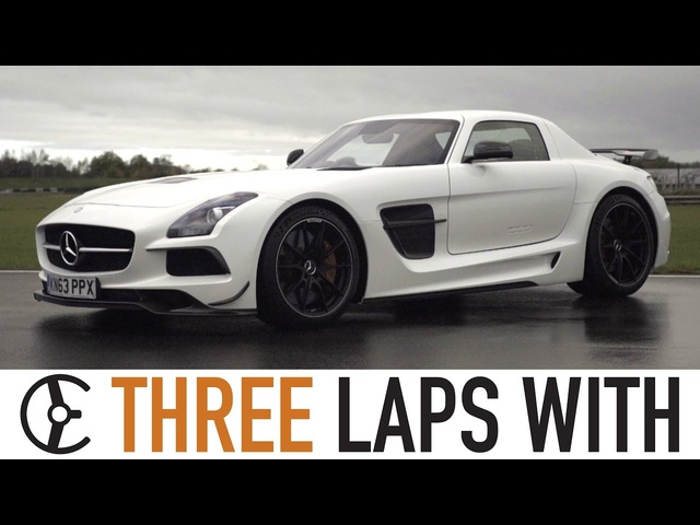 <em>Mercedes</em>-Benz SLS AMG Black Series: Three Laps With - Carfection