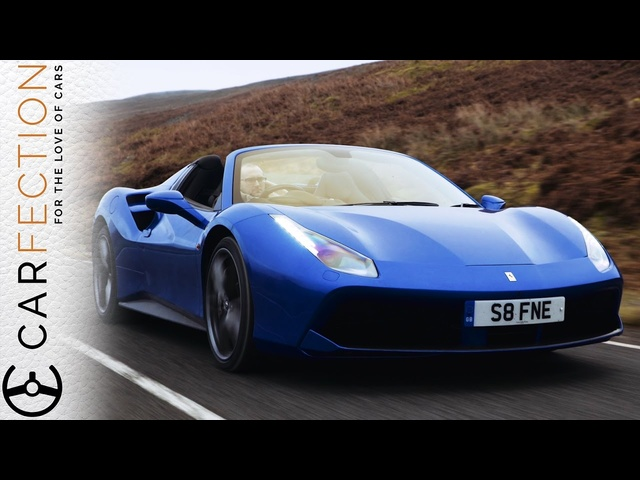 Ferrari 488 Spider: Topless Turbo - Carfection