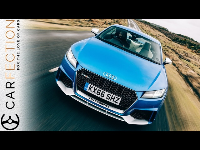 Audi TT RS: Feed Your Need For Speed - Carfection
