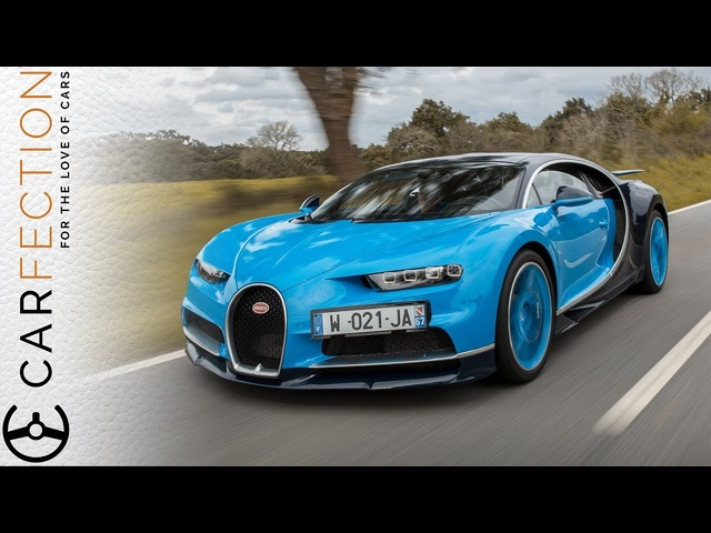 <em>Bugatti</em> Chiron: World's First Video Review - Carfection