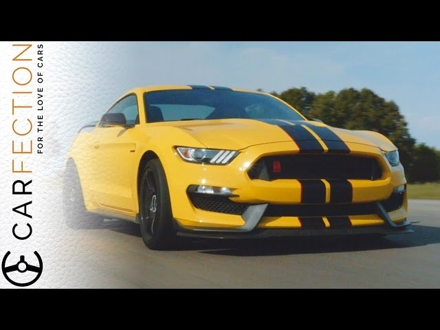 Ford Mustang Shelby GT350R: Mustang Plus - Carfection