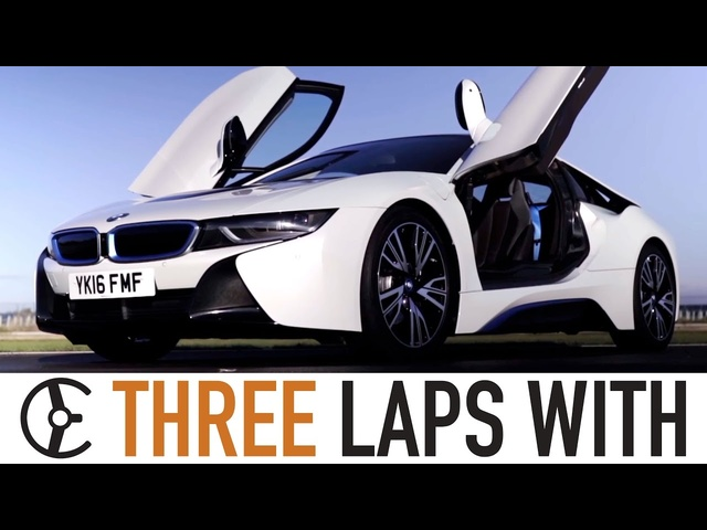 BMW i8: Three Laps With - Carfection