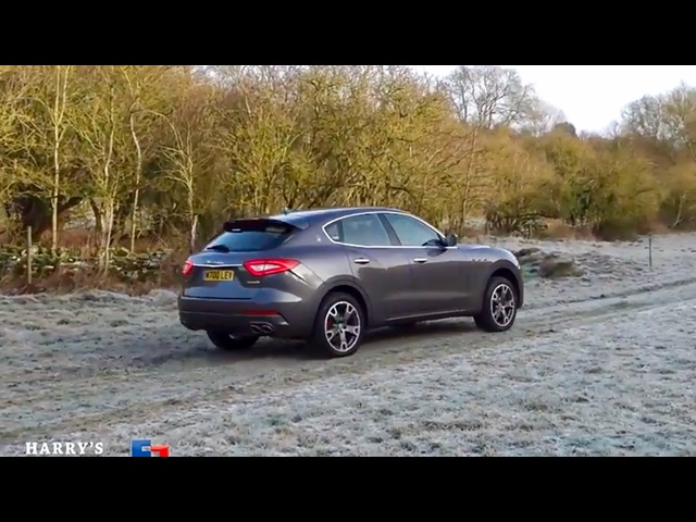 Maserati Levante real world review. 3.0 V6 diesel
