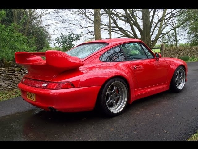 <em>Porsche</em> 993 'GT2' update, on track with Mission Motorsport