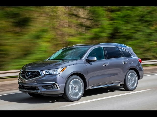 2017 <em>Acura</em> MDX Sport Hybrid - First Look