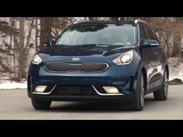 2017 Kia Niro Touring - Full Review