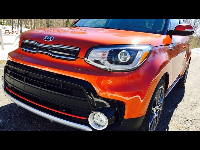 2017 Kia Soul ! Turbo - Full Review