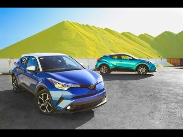 2018 <em>Toyota</em> C-HR Preview | TestDriveNow