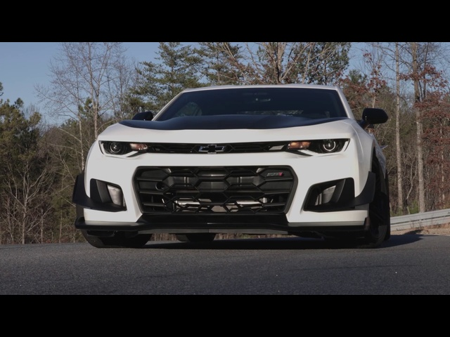 2018 Chevrolet Camaro ZL1 1LE Preview