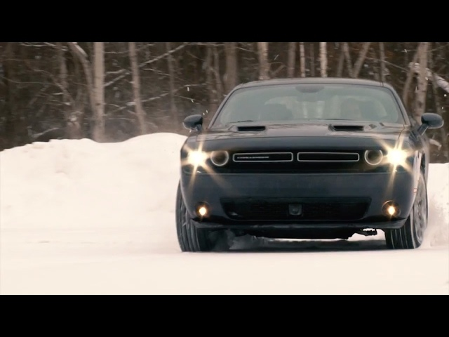 Fun in the snow with the new Dodge Challenger GT | TestDriveNow