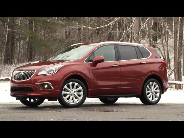 Buick Envision 2017 Review | TestDriveNow