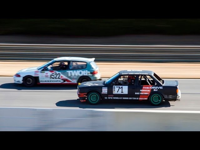 Project $2,000 E30 <em>BMW</em> Finale: Racing in Chump Car [Episode 5] — /BORN A CAR