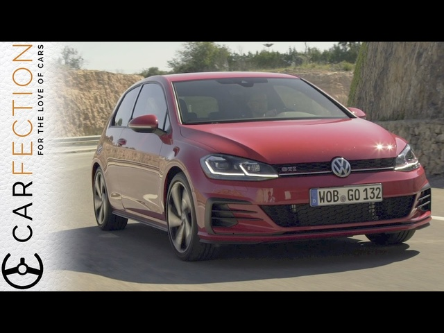 VW Golf GTI Performance: You've Come A Long Way Baby - Carfection